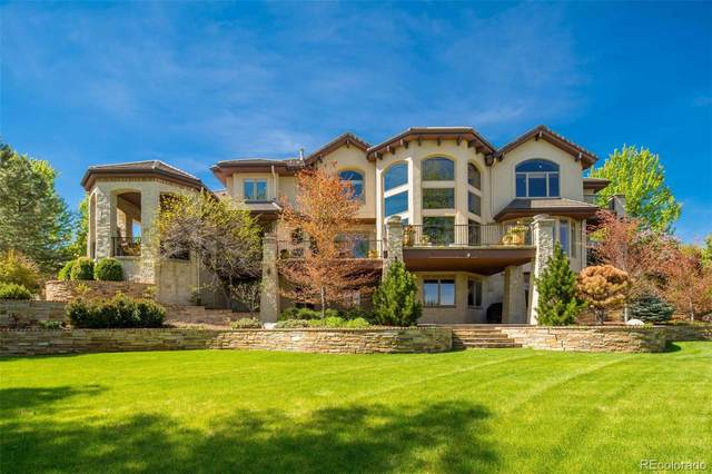 5480 S Highline Circle, Greenwood Village, CO 80121 (#8545913) :: The DeGrood Team