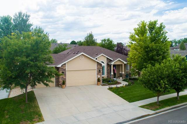1961 Pikes Peak Drive, Loveland, CO 80538 (#8546594) :: The Margolis Team