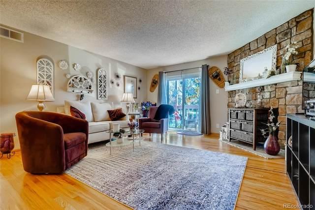 8600 E Alameda Avenue 18-101, Denver, CO 80247 (#8548368) :: Compass Colorado Realty