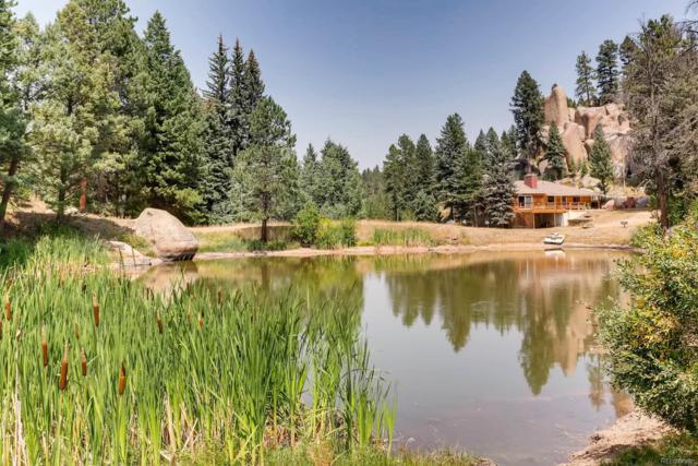 86 N County Highway 67, Sedalia, CO 80135 (#8548655) :: House Hunters Colorado