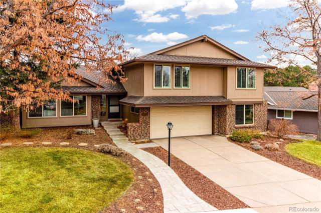 6176 S Forest Court, Centennial, CO 80121 (#8549282) :: The Peak Properties Group