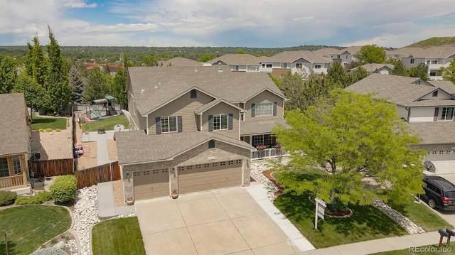 10683 W 54th Place, Arvada, CO 80002 (MLS #8551071) :: Wheelhouse Realty