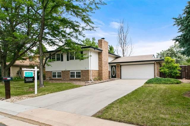 1728 E Geddes Circle, Centennial, CO 80122 (#8553319) :: Kimberly Austin Properties