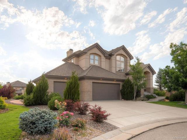 9571 E Silent Hills Place, Lone Tree, CO 80124 (#8555367) :: The Heyl Group at Keller Williams