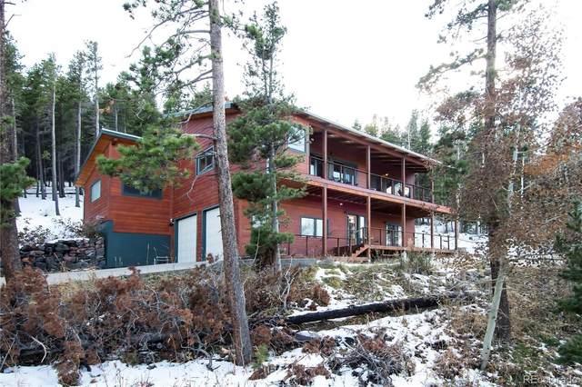 84 Peakview Drive, Nederland, CO 80466 (MLS #8556155) :: 8z Real Estate