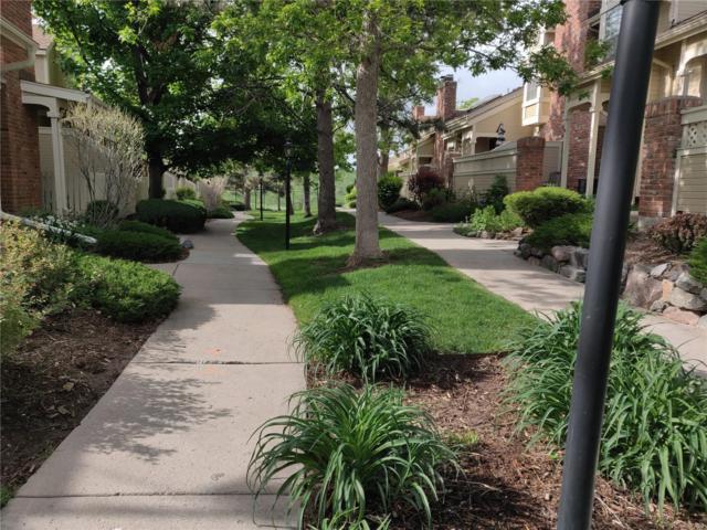 2882 W Long Circle C, Littleton, CO 80120 (MLS #8556445) :: 8z Real Estate