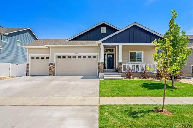 2420 Nicholson Street, Berthoud, CO 80513 (MLS #8556794) :: Neuhaus Real Estate, Inc.