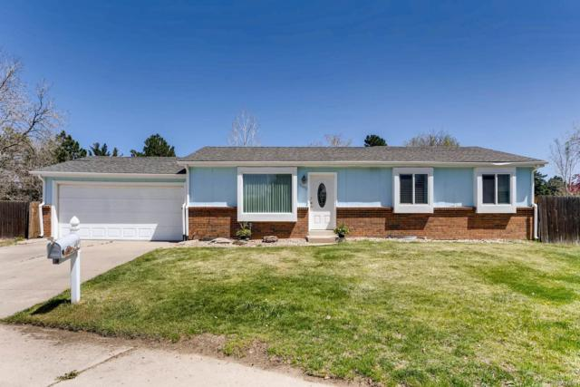 10452 W Ida Place, Littleton, CO 80127 (#8559549) :: Wisdom Real Estate
