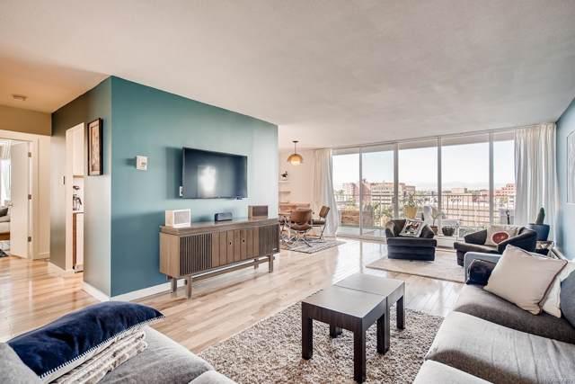 955 Eudora Street 901E, Denver, CO 80220 (MLS #8559981) :: 8z Real Estate