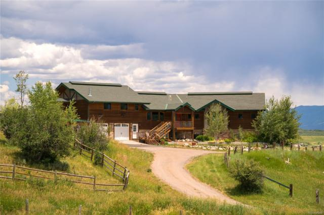 27735 Whitecotton Lane, Steamboat Springs, CO 80487 (#8560776) :: Bring Home Denver with Keller Williams Downtown Realty LLC