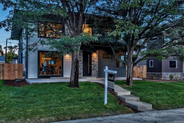 1618 S Madison Street, Denver, CO 80210 (#8565403) :: The City and Mountains Group