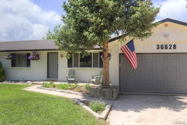 36628 View Ridge Dr, Elizabeth, CO 80107 (MLS #8566792) :: Kittle Real Estate