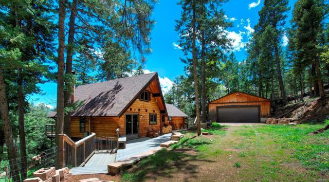 30888 Isenberg Lane, Evergreen, CO 80439 (MLS #8567156) :: 8z Real Estate