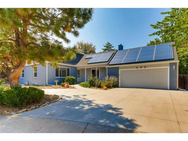 295 S Tucson Circle, Aurora, CO 80012 (MLS #8569108) :: 8z Real Estate
