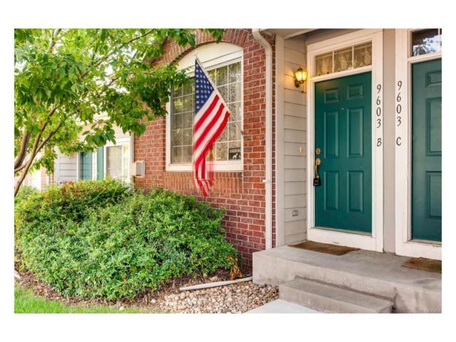 9603 W Chatfield Avenue B, Littleton, CO 80128 (MLS #8569680) :: 8z Real Estate