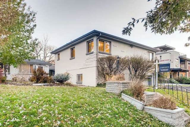 4618 W 35th Avenue, Denver, CO 80212 (#8570640) :: 5281 Exclusive Homes Realty