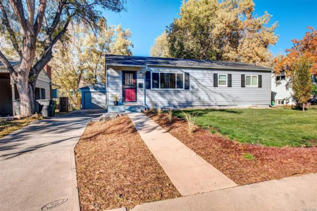 5161 E Asbury Avenue, Denver, CO 80222 (#8570840) :: The Heyl Group at Keller Williams