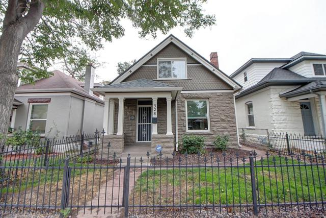 328 Inca Street, Denver, CO 80223 (#8573203) :: The HomeSmiths Team - Keller Williams