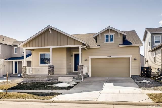 5120 Lake Terrace Lane, Firestone, CO 80504 (MLS #8574755) :: 8z Real Estate