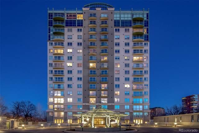 400 E 3rd Avenue #904, Denver, CO 80203 (MLS #8575427) :: Kittle Real Estate