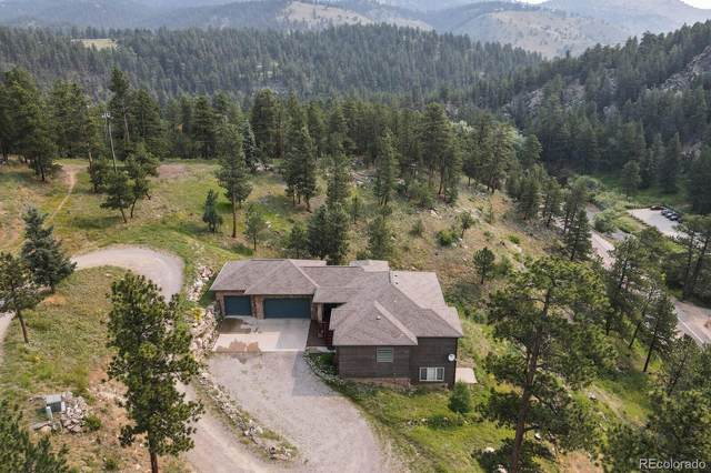 3024 High Road, Evergreen, CO 80439 (#8575967) :: The HomeSmiths Team - Keller Williams