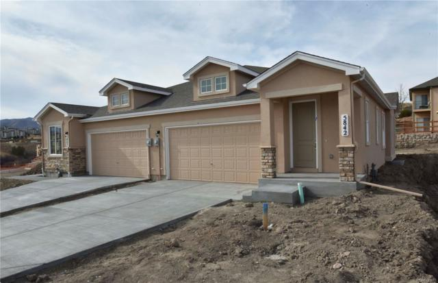 5842 Morning Light Terrace, Colorado Springs, CO 80919 (#8576221) :: The Pete Cook Home Group