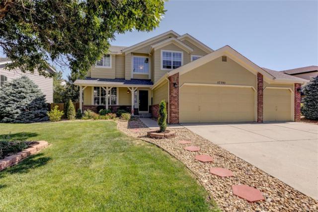 17791 E Ida Avenue, Centennial, CO 80015 (MLS #8580197) :: 8z Real Estate