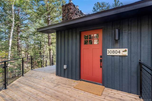 30804 Kings Valley Drive, Conifer, CO 80433 (#8580464) :: HomePopper