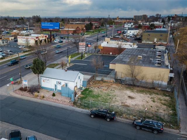 3050 W Gill Place, Denver, CO 80219 (#8581994) :: milehimodern