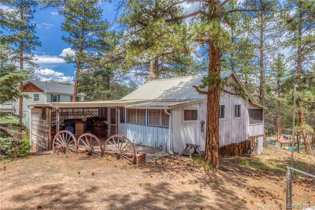 23841 Pine Top, Buffalo Creek, CO 80425 (MLS #8582864) :: Keller Williams Realty