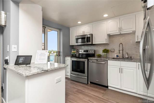 700 Washington Street #802, Denver, CO 80203 (#8583975) :: Kimberly Austin Properties