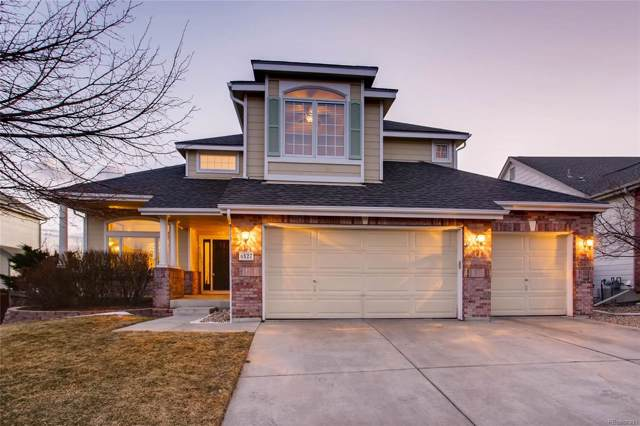 6527 S Robb Way, Littleton, CO 80127 (#8585840) :: The Peak Properties Group