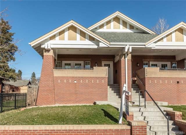 2140 S Grant Street, Denver, CO 80210 (MLS #8586419) :: 8z Real Estate