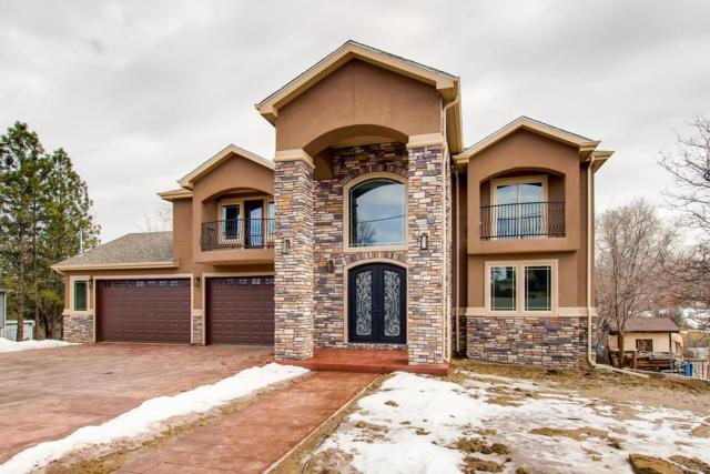 8690 W Ohio Place, Lakewood, CO 80226 (MLS #8586771) :: 8z Real Estate