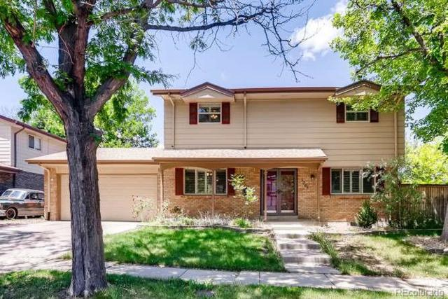 3003 S Xenia Street, Denver, CO 80231 (#8586964) :: The Galo Garrido Group