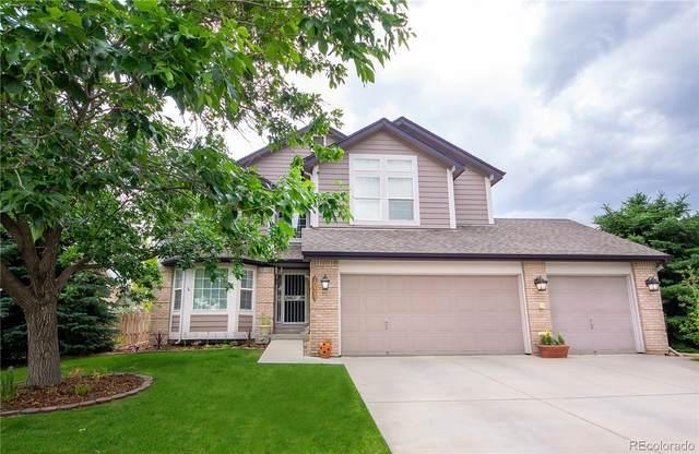 10909 Marcott Drive, Parker, CO 80134 (MLS #8587162) :: 8z Real Estate