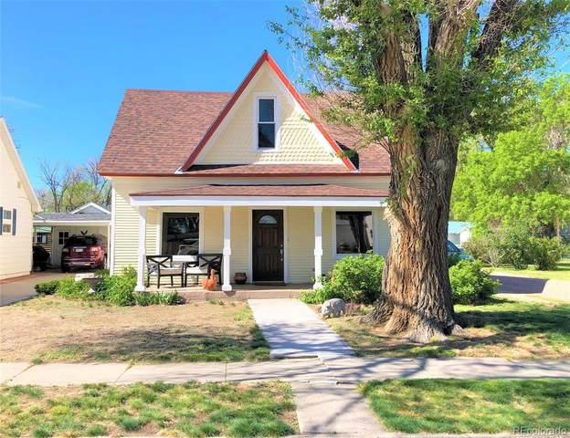 416 2nd Street, Hugo, CO 80821 (MLS #8587345) :: 8z Real Estate