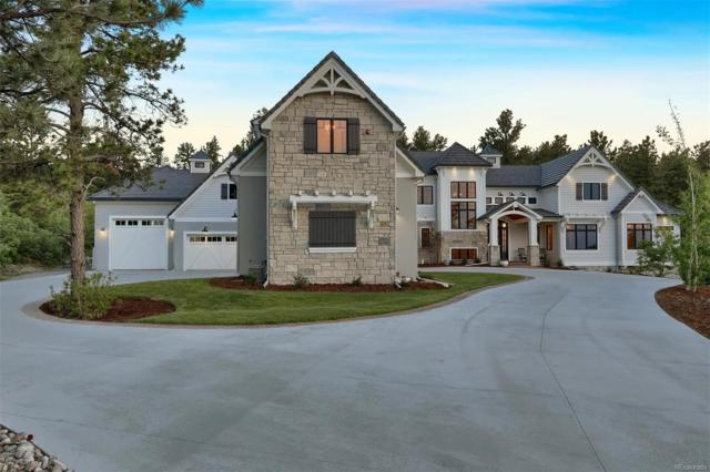 2178 Sierra Verde Court, Castle Rock, CO 80104 (#8587614) :: The HomeSmiths Team - Keller Williams