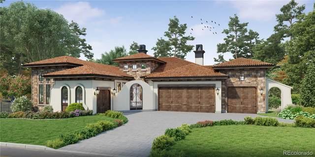 8102 Galileo Way, Littleton, CO 80125 (#8588620) :: Venterra Real Estate LLC