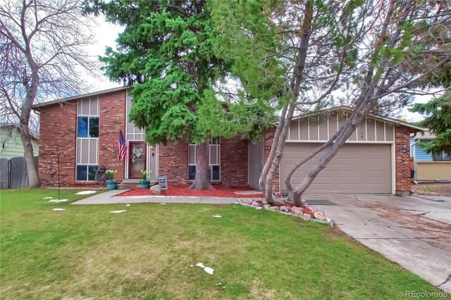 3764 Woodglen Boulevard, Thornton, CO 80233 (#8590103) :: Mile High Luxury Real Estate