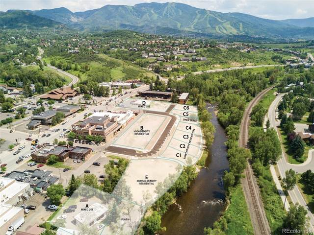 446 Yampa St-Riverview Parcel E, Steamboat Springs, CO 80487 (#8590818) :: Arnie Stein Team | RE/MAX Masters Millennium