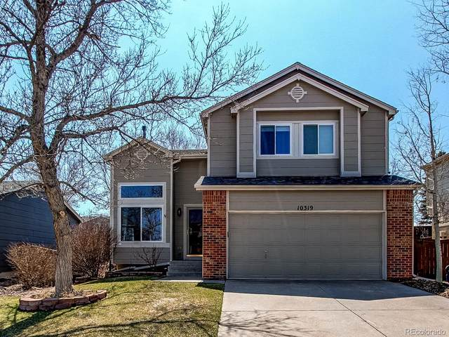 10319 Woodrose Lane, Highlands Ranch, CO 80129 (#8594290) :: The Dixon Group