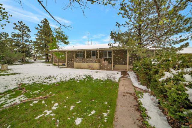 5755 Pine Ridge Drive, Elizabeth, CO 80107 (MLS #8594873) :: 8z Real Estate
