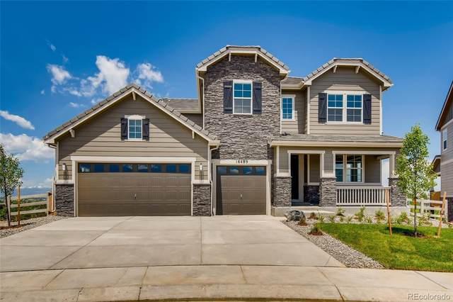 16489 Arrow Peak Way, Broomfield, CO 80023 (#8600427) :: Mile High Luxury Real Estate