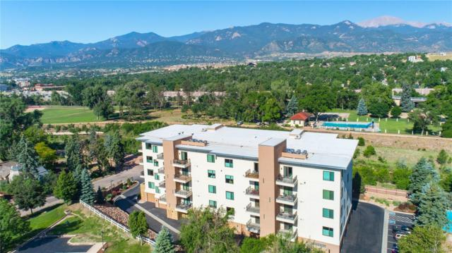 34 W Monument Street #504, Colorado Springs, CO 80903 (#8601440) :: Bring Home Denver