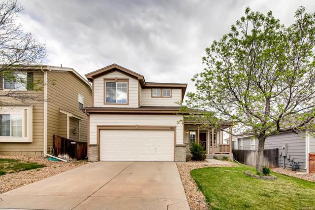6684 Fonder Drive, Parker, CO 80134 (#8601727) :: Wisdom Real Estate