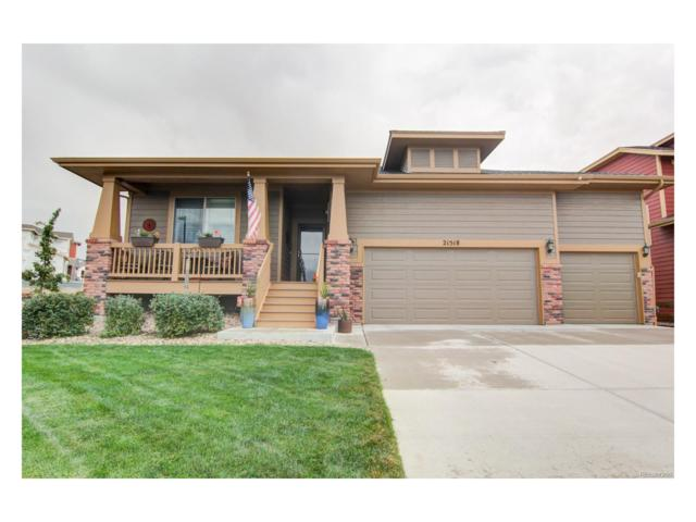 21518 E Idyllwilde Drive, Parker, CO 80138 (MLS #8602262) :: 8z Real Estate