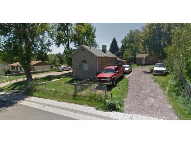 927 Raleigh Street, Denver, CO 80204 (MLS #8604813) :: 8z Real Estate