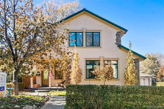 2673 S Cook Street, Denver, CO 80210 (#8604877) :: The DeGrood Team