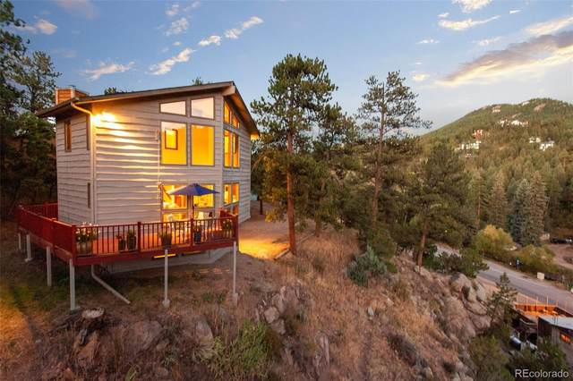 27852 Meadow Drive, Evergreen, CO 80439 (MLS #8605329) :: Clare Day with Keller Williams Advantage Realty LLC